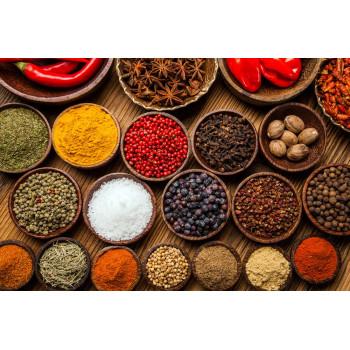 Hotdog spices