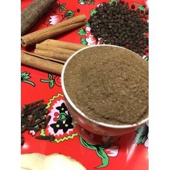 Seven spices (Aleppo)